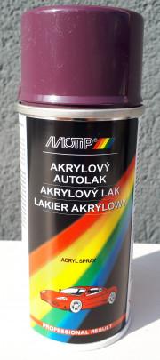 SD3480 Škoda Erika violet 150ml MOTIP
