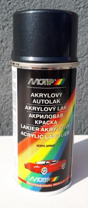 SD9900 Motip barva sprej granitová metalíza MOTIP