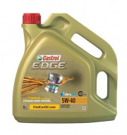 008177 Castrol Edge Titanium FST 5W-40 4l CASTROL