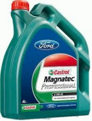 075162 Castrol Magnatec Professional  E 5W-20 5l ( Ne Start Stop ) CASTROL