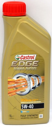 077098 CASTROL Edge TD MOTOROVÝ OLEJ 5W-40 1L CASTROL