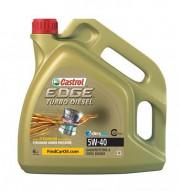 077319 CASTROL EDGE TIT FST TURBO DIESEL 5W-40 4L CASTROL