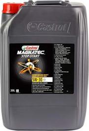 124860 CASTROL MAGNATEC STOP-START C3 5W/30 20L CASTROL