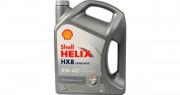 600043071 Shell Helix HX8 Syntetic 5W-40 4l SHELL