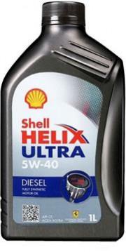 600043127 Shell Helix Ultra Diesel 5W-40 1l SHELL