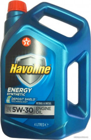 M10196 Havoline Texaco Energy 5W-30 4l Texaco
