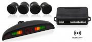 33603 Compass Parkovací asistent 4 senzory bezdrátový COMPASS