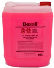252179 Dexoll Antifreeze G12-červená 10L Dexoll