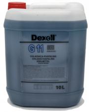 252872 Dexoll Antifreeze G11-modrá 10L Dexoll