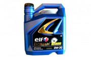 9924 ELF EVOLUTION 900 FT 0W-30 4L ELF