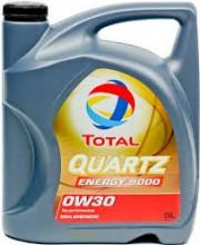 017976 Total Quartz 9000 Energy 0W-30 5l Total