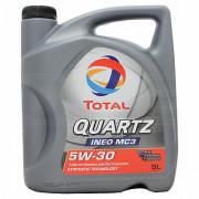 019505 Total Quartz ineo MC3 5W-30 5L Total