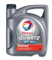026268 Total Quartz Ineo MC3 5W-40 5l Total