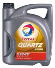 111018 Total Quartz 5W-40 9000 5L Total