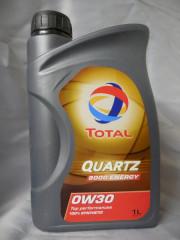 TOT0W301 TOTAL 0W-30 QUARTZ ENERGY 9000 1L Total