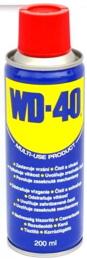 3695025 WD-40 SPRAY univerzální mazivo 200 ml SHERON