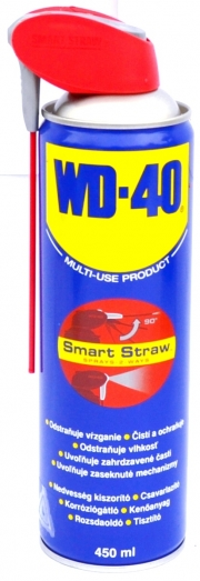3695033 WD-40 SPRAY univerzální mazivo 450 ml SHERON