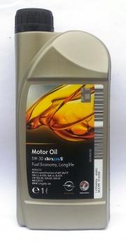 956079 Opel GM DEXOS2 MOTOROVÝ OLEJ 5W-30 1L GM