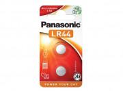 018469 Panasonic Baterie LR44EL/2B Auto Petr
