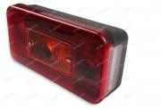 0V010307 Sdružená svítilna s mlhovkou a osvětlením SPZ Auto Petr