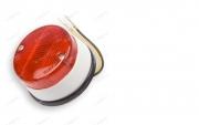 0v010348 Poziční světlo - červené, úchyt na šroub Auto Petr