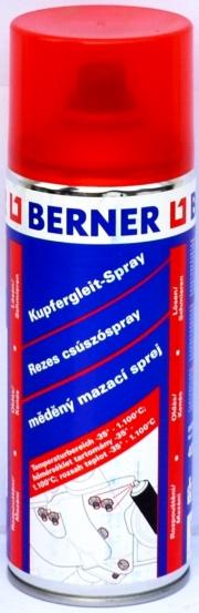 14781 Berner měděný mazací sprej 400ml Auto Petr
