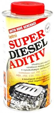 180111 VIF Super diesel aditiv letní 500ml Auto Petr