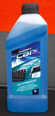 2010041 HappyCar CHLADÍCÍ KAPALINA G11 1L Auto Petr