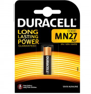 2020 Duracell baterie MN27 Auto Petr