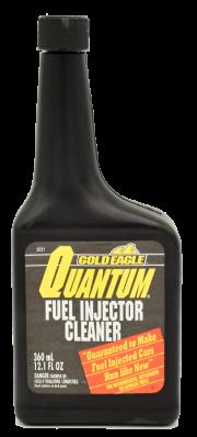 3031 Goldeagle Quantum fuel inj. cleaner 360ml Auto Petr
