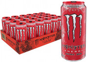 310369 Monster energy ultra red 500ml Auto Petr