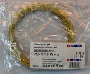 717215 Berner Struna vyřezávací cena za 1M Auto Petr