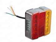 ALMJH113 Sdružená světlo 2-díl. LED, s osv. SPZ Auto Petr