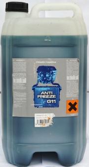 GXanti028_CZ Antifreeze AL/G11 25L zelený Auto Petr