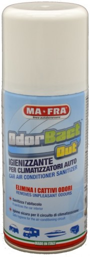 MF-H0120 Mafra Odorbact čistič klimatizace Auto Petr