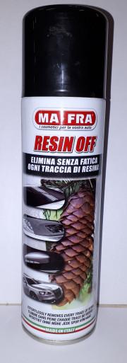 MFH0219 Mafra Resin Off/Puliresina 250ml Auto Petr