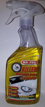 MFH0407 Mafra Killer odstrauje hmyz a pryskyřici Auto Petr